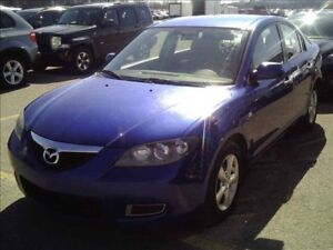 Dont miss it : 2008 clean title mazda3  no rust