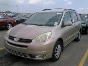 2004 Toyota Sienna LE ************SOLD******************