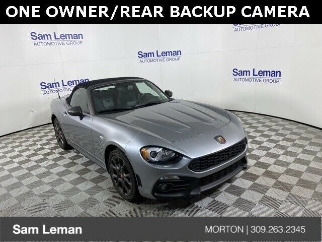 Image 5 Voiture American used Fiat 124 Spider 2017