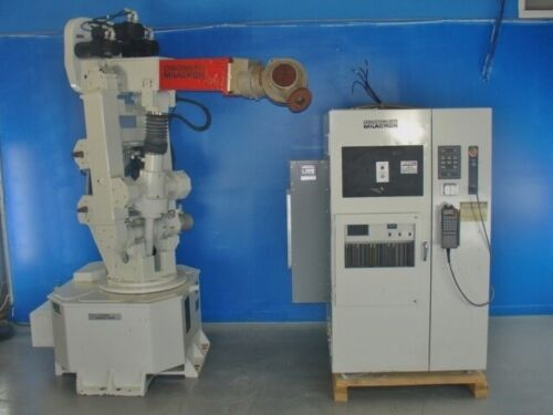 Cincinnati Milacron T3-786 Robotic Arm and Control - We can assist in shipping