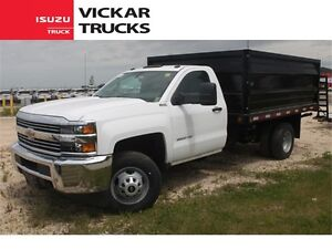 CHEVROLET 3500 WITH DUMP BOX