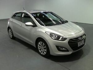 2014 Hyundai i30 GD MY14 Active White 6 Speed Automatic Hatchback Fyshwick South Canberra Preview