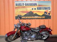 2006 Harley Davidson FLSTF Fat Boy