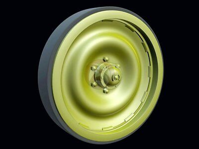 Panzer Art 1/35 AMX-13 French Light Tank Road Wheels Set [Resin Detail] RE35-493 for sale  Shipping to India