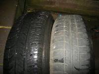 2 Free Renault Clio & Kangoo wheels and Tyres