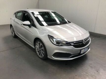 2017 Holden Astra BK MY17 RS-V Silver 6 Speed Manual Hatchback Moonah Glenorchy Area Preview