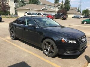 2012 Audi A4 Quattro fully loaded