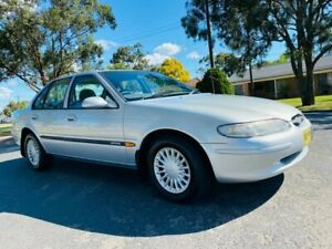 1998 Ford Falcon EL GLi Silver 4 Speed Automatic Sedan Camden Camden Area Preview