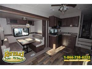 NEW 2016 Forest River Flagstaff Super Lite 526 RLWS 5th Wheel Windsor Region Ontario image 19