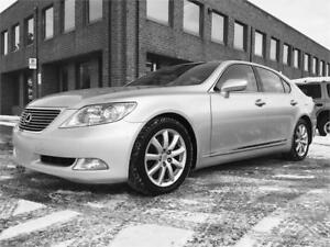 2007 Lexus LS 460 SWB- Teck Pack Fully Serviced By Lexus(SOLD)