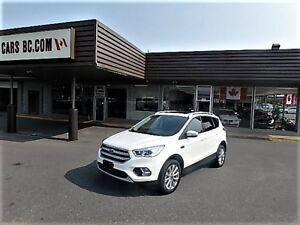 2017 Ford Escape TITANIUM AWD 2.0L ECO-BOOST