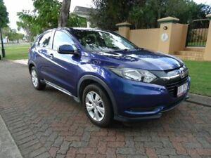 2015 Honda HR-V VTi Morpho Blue Continuous Variable Wagon Sunnybank Hills Brisbane South West Preview