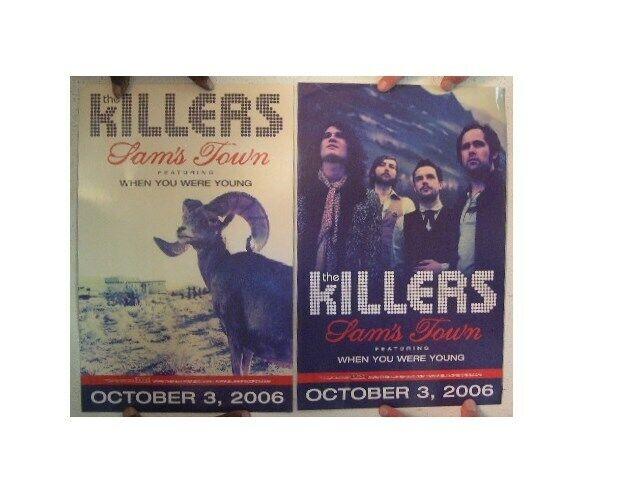 The Killers Poster  sam