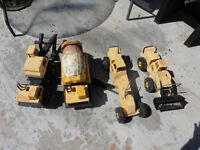 Looking for unwanted Tonka Toys