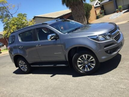 2017 Holden Trailblazer RG MY17 LTZ Grey 6 Speed Sports Automatic Wagon Nailsworth Prospect Area Preview