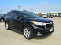 2015 Toyota Highlander Limited SUV *** Reduced by $10000.00***