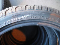 225/40/18 Dunlop SP WinterSport 3D, Audi, Winter x2 A Pair, 5.4mm (168 High Road, Romford, RM6 6LU)