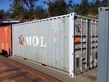 Quality Used 20ft Shipping Containers A B and C Grade! Youngtown Launceston Area Preview