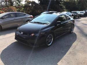 2008 Honda Civic Si, Safety & ETEST for ON or QC INCL.