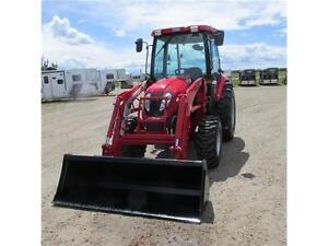 New TYM T454 - 46 HP Ranch Tractor w/Cab & Front Loader Edmonton Edmonton Area image 16