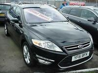 2011 FORD MONDEO 1.6 TDCi Eco Titanium X [Start Stop] HALF LEATHER