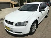 2007 Holden Commodore VE Omega White 4 Speed Automatic Sedan Greenacre Bankstown Area Preview