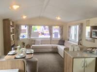 Willerby Rio Gold, 2 bedroom spacious luxury New caravan Cornwall Mullion Lizard