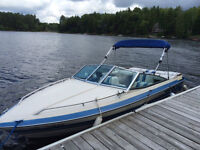 Sea Ray 17ft Runabout with Trailer