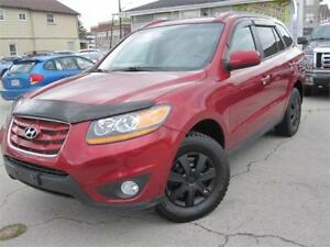 2010 Hyundai Santa Fe Limited w/Navi Leather Sunroof Loaded BT