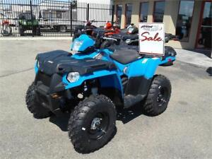 POLARIS SPORTSMAN-FACTORY CLEARANCE ON NOW STARTS AT $49 BI WKLY