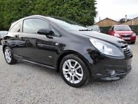 Vauxhall Corsa 1.2 SXI (A/C) ....1 Owner, Genuine Low 29,000 Miles Only, and with Body Styling Kit