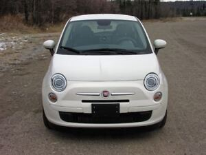 Fiat 500 2014, Great on Gas
