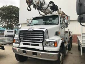 2008 Sterling LT 7500 Allison Automatic Crane / Borer / Pendulum Pooraka Salisbury Area Preview