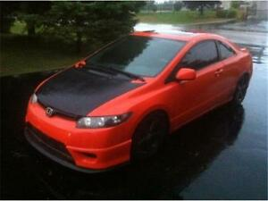 2006 Honda Civic EX Loaded, Certified & E-tested, ONLY *106000km
