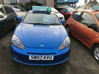 HYUNDAI S-COUPE 2.0 SIII 3d 141 BHP (blue) 2007