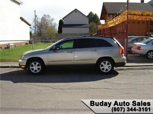 2004 CHRYSLER PACIFICA ALL WHEEL DRIVE