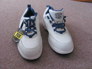 NEW steel toe shoes