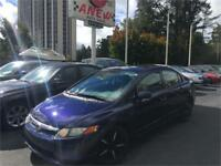 2006 Honda Civic Sdn LX AUTOMATIC RUNS LIKE NEW ~ CERTIFIED Kitchener / Waterloo Kitchener Area Preview