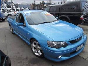 From only $63 p/week on finance* 2005 Ford Falcon Ute Moonah Glenorchy Area Preview