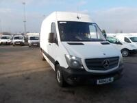 Mercedes-Benz Sprinter 3.5T Van DIESEL MANUAL WHITE (2014)