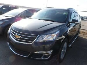 2015 Chevrolet Traverse LT AWD, PST paid, heated seats, back up