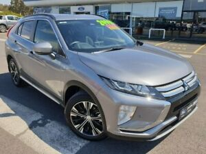 2018 Mitsubishi Eclipse Cross YA MY18 LS 2WD Grey 8 Speed Constant Variable Wagon Kilmore Mitchell Area Preview