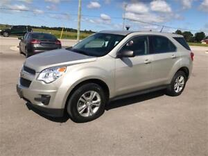 2014 Chevrolet Equinox LS AWD ONLY 70KM MINT