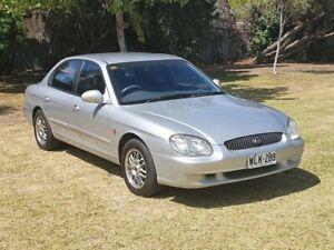 2000 Hyundai Sonata GLS 5 Speed Manual Sedan Windsor Gardens Port Adelaide Area Preview