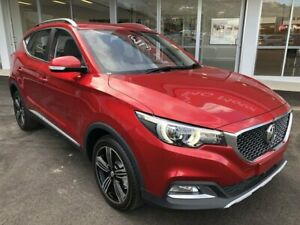 2019 MG ZS AZS1 MY19 Excite 2WD Diamond Red 4 Speed Automatic Wagon