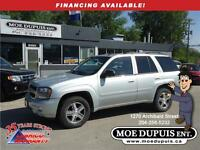 2007 Chevrolet TrailBlazer LT,LEATHER!! A MUST SEE!!