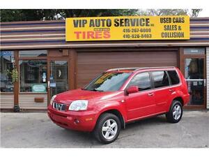 2006 Nissan X-Trail LE (Certified)