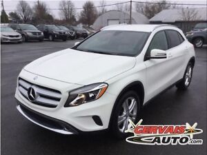 Mercedes-Benz GLA-Class GLA250 4 MATIC Cuir MAGS AWD 2016