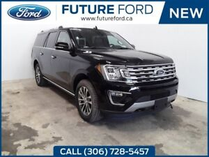 2018 Ford Expedition Limited Max|DRIVER ASSISTANCE PACKAGE|BLIND