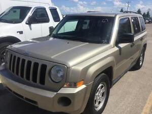 2009 Jeep Patriot Sport 4WD! Accident Free! 4CYL!